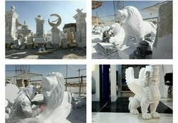 مجسمه سنگی - کراپشده