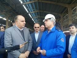 افتتاح خودروسازی صحنه در فروردین ۹۶/بکارگیری ۴۰۰ نیرو در فاز اول