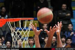 صعود ثلاثة اندية ايرانية الى نصف نهائي اندية غرب آسيا لكرة السلة