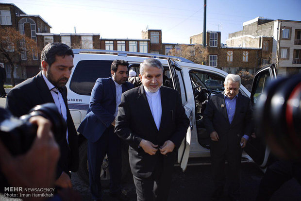 Culture minister leaves Tehran for Tunisia, Algeria