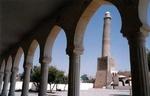 وہابی دہشت گردوں نے موصل کی نوری مسجد کو شہید کردیا