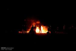 یک نوجوان در کرج فوت شد/مصدومیت ۱۷ نفر