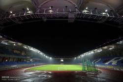 Imam Reza Stadium inaugurated
