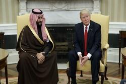 ترامپ و محمد بن سلمان