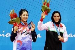 خواهران منصوریان به لیگ ووشو چین پیوستند