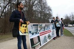 معارضان بحرینی2