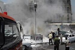 1 killed, 1 injured in Syrian capital's blast