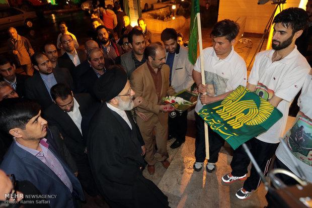 ورزشگاه امام رضا اخبار مشهد
