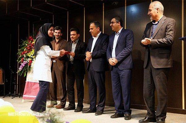 پرستاران بیمارستانهای شهدای خلیج فارس و قلب بوشهر تجلیل شدند