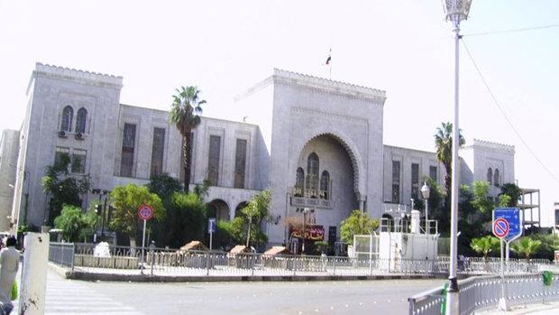 31 شهيدا في تفجير إرهابي في القصر العدلي بدمشق