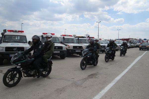 طرح عملیاتی ترافیکی نوروز در جهت ارتقاء امنیت و کاهش تصادفات است