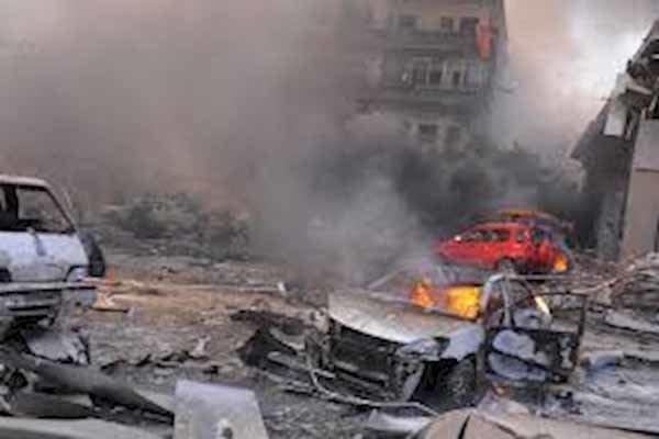 ۳ مامور پلیس بر اثر انفجار در افغانستان کشته شدند