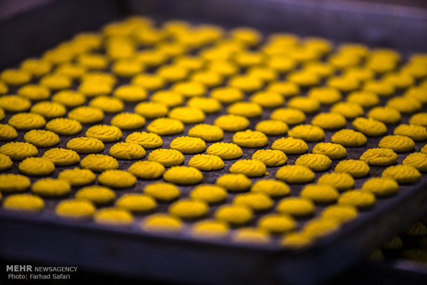 کارگاه پخت شیرینی سنتی