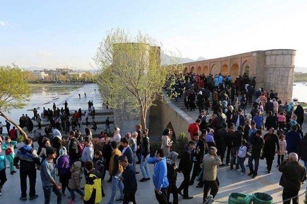 ۴۹ هزار مسافر در محل های اسکان شهر اصفهان مستقر شدند