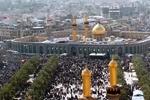 توقعات بوصول 300 ألف زائر ايراني إلى كربلاء المقدسة