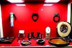 نخستین نمایشگاه سازههای دستی با نعل اسب در یزد گشایش یافت