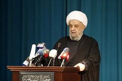 عبد الأمير قبلان: الجمهورية الاسلامية حصن لكل المسلمين