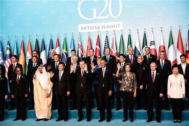 وزرای« G20 » جمعه در آلمان گرد هم میآیند