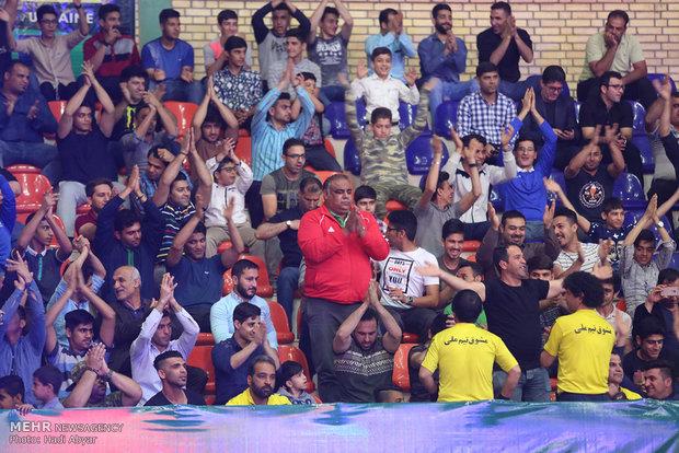 Abadan hosting Greco-Roman World Cup