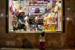 بازار خرید شب عید در گرگان