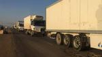 وصول 500 سيارة تحمل مساعدات الى مخيمات النازحين في الموصل قادمة من كربلاء