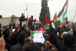 شهادت جوان فلسطینی در رام الله