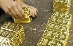 قیمت طلا ۵.۴ دلار افزایش یافت