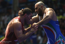 Greco-Roman Wrestling World Cup in Abadan; Day 2
