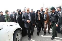 معاون رئیس جمهور از ستاد اجرایی خدمات سفر در الیگودرز بازدید کرد