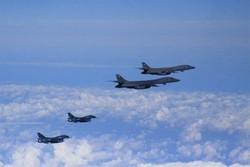 لحظه بمباران گردانهای «سیدالشهداء» عراق توسط آمریکا