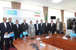 iran-Kzakhstan