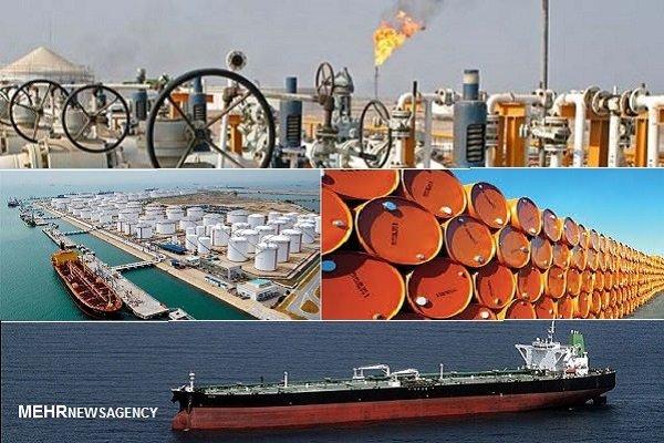 سوآپ نفت خام از دریای خزر از سر گرفته شد