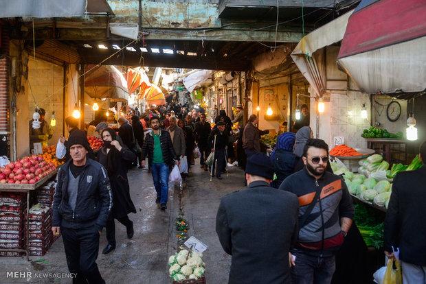 امسال کمترین تنش را در بازار شب عید داشتیم