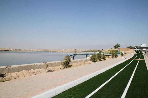 تردد خودرو در پیرامون دریاچه «شورابیل» اردبیل ممنوع میشود