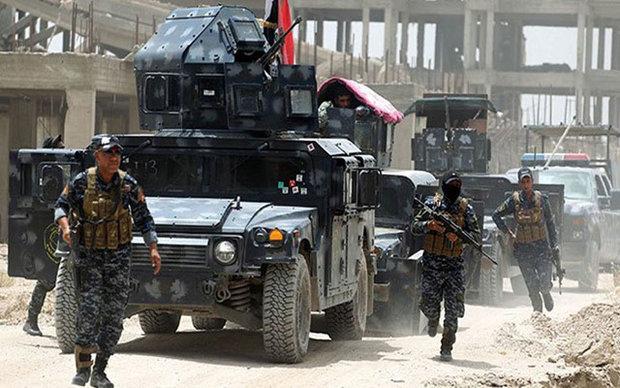 الشرطة العراقية: قواتنا قاب قوسين من تحرير منارة الحدباء