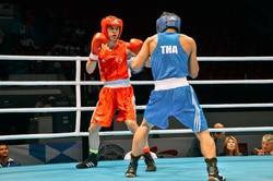 Boxers land third at Baku Silk Road tournament