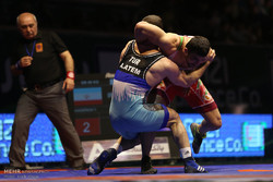 Wrestlers bag 3 medals at Tbilisi Grand Prix Day 1