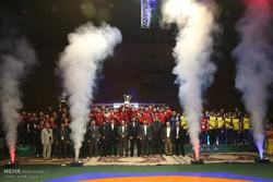 İran Dünya Güreş Şampiyonası'ndan kareler
