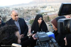 سفر زهرا احمدیپور معاون رئیسجمهوری و رئیس سازمان میراثفرهنگی، صنایعدستی و گردشگری به لرستان