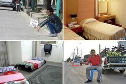 نیمی از ظرفیت مراکز اقامتی اردبیل در فصول سرد سال تکمیل میشود