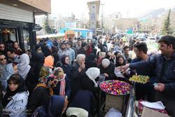 بازار خرید شب عید در تهران