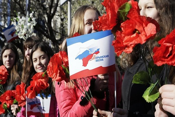 Over 3rd of Germans, Italians consider Crimea part of Russia