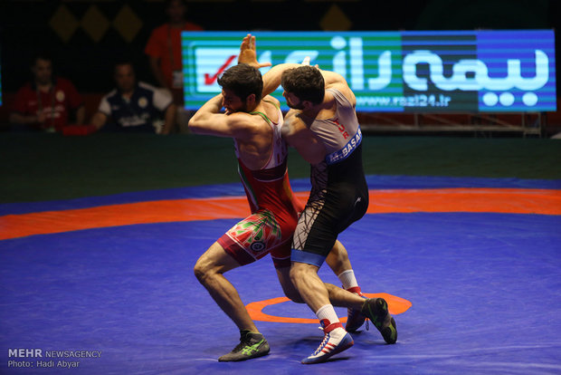 Greco-Roman World Cup finals