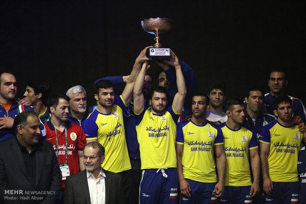 فینال جام جهانی کشتی فرنگی