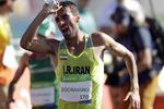 نماینده ایران در مسابقات پیاده روی قهرمانی آسیا ششم شد