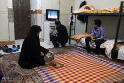 ۲۴۹۶خانواده فرهنگی در محل اسکان فرهنگیان زنجان اقامت کردند