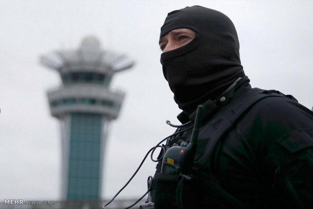 تیراندازی در فرودگاه اورلی پاریس