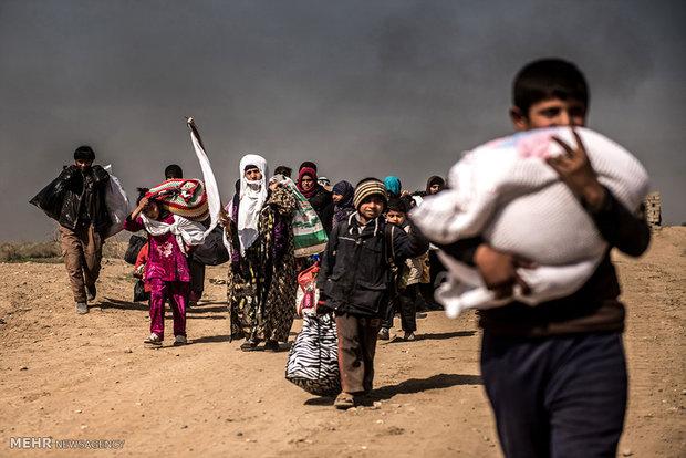 واشنگتن مسئولیت کشته شدن شهروندان عراقی در حمله به موصل را پذیرفت