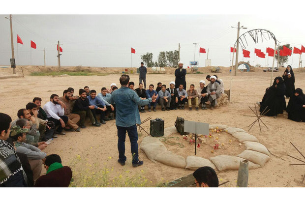 «رهروان عشق» در ۴ استان منطقه عملیاتی دفاع مقدس اجرا می شود