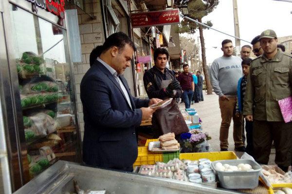 یک تن گوشت در پاکدشت معدوم شد/نظارت مستمر بر بازار نوروز